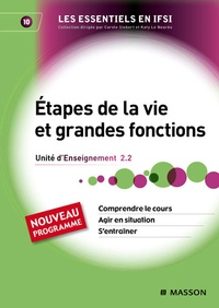 Carole Siebert - Etapes de la vie et grandes fonctions - UE 2.2.