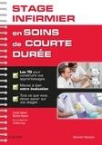 Carole Siebert et Martine Raynal - Stage infirmier en soins de courte durée.