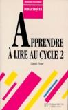 Carole Tisset - Apprendre à lire au cycle 2.