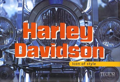 Carole Touati - Harley Davidson - Edition bilingue français-néerlandais.
