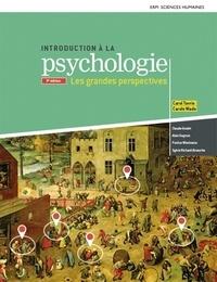 Museedechatilloncoligny.fr Introduction à la psychologie - Les grandes perspectives Image