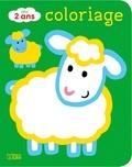 Carole Wey - Les animaux de la ferme - Coloriage dès 2 ans.