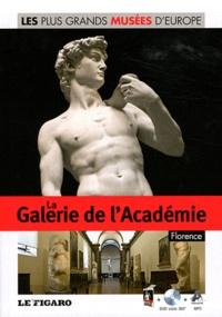 Carolina Orlandini - La Galerie de l'Académie, Florence. 1 DVD