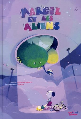 Marcel et les aliens