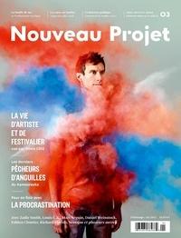 Caroline Allard et Simon Coutu - Nouveau Projet 03 - Printemps-été 2013.
