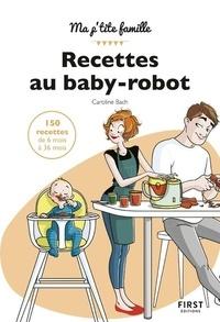 Deedr.fr Recettes au baby-robot Image