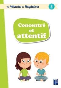 Caroline Baillat et Magdalena Guirao-Jullien - Concentré et attentif.
