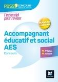 Caroline Bec et Salomé Berthon - Accompagnant éducatif et social AES.