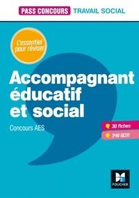 Caroline Bec et Salomé Berthon - Pass'Concours - Accompagnant éducatif et social - 2e édition - Révision et entrainement.