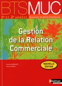 Deedr.fr Gestion de la relation commerciale BTS MUC 1re et 2e années Image