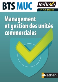 Coachingcorona.ch Management et gestion des unités commerciales BTS MUC - Avec un livret détachable Image