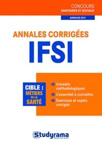 Caroline Binet et Muriel Moutarlier - Annales corrigées concours IFSI.