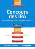 Caroline Binet et Marc Dalens - Concours des IRA.