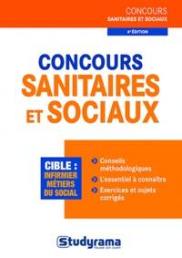 Caroline Binet et Cécile Blanchon - Concours sanitaires et sociaux.