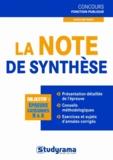 Caroline Binet - La Note de synthèse.