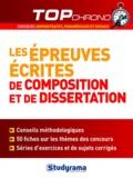 Caroline Binet - Les épreuves écrites de composition et de dissertation.