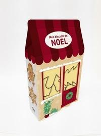 Caroline Bourgeois - Mes biscuits Noël - Avec 4 emporte-pièces et 1 livre.