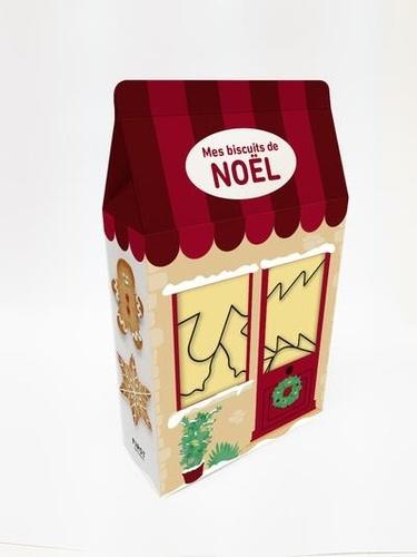 Mes Biscuits Noel Avec 4 Emporte Pieces Et 1 Livre Grand Format