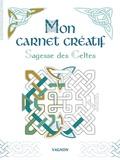 Caroline Britz - Carnet à colorier celtique.