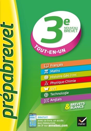Caroline Bureau et Jean-Pierre Bureau - Le tout-en-un 3e Nouveau brevet.