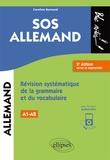 Caroline Burnand - SOS allemand niveau A1 - Révision systématique de la grammaire et du vocabulaire.