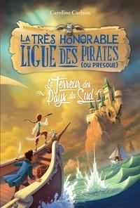 Deedr.fr La très honorable ligue des pirates (ou presque) Tome 2 Image