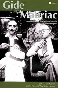 Caroline Casseville-Ragot et Martine Sagaert - Gide chez Mauriac. 1 DVD