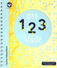 Caroline Chabaud-Morin - Mon 1, 2, 3 braille.