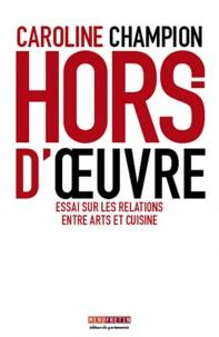 Hors-doeuvre - Essai sur les relations entre arts et cuisine.pdf