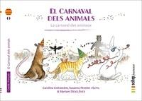 Caroline Chemarin et Susanna Peidro i Sutil - Le carnaval des animaux.