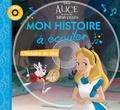 Caroline Cler - Alice au pays des merveilles, mon petit livre cd. 1 CD audio
