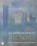 Caroline Corbeau-Parsons - Les impressionnistes à Londres - Artistes français en exil, 1870-1904.