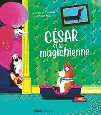 Caroline Crowe et Richard Merritt - César et la magichienne.