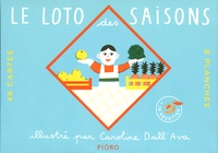 Caroline Dall'Ava - Le loto des saisons.