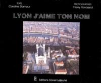 Caroline Damour et Thierry Ravassod - Lyon j'aime ton nom.