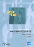Caroline David - La relation client. - Pour une meilleure performance de l'entreprise.