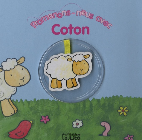 Caroline Davis - Promenons-nous avec Coton.