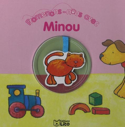 Caroline Davis - Promenons-nous avec Minou.