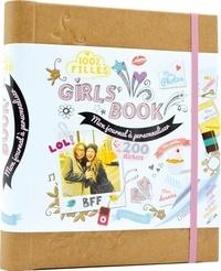 Caroline de Hugo et Sacha Maris - Girl's book - Mon journal à personnaliser.