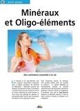 Caroline Decroix-Lesage - Minéraux et oligo-éléments.