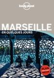 Caroline Delabroy et Eric Miguet - Marseille en quelques jours. 1 Plan détachable