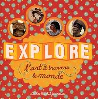 Caroline Desnoëttes - Explore l'art à travers le monde.