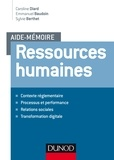 Caroline Diard et Emmanuel Baudoin - Ressources humaines.