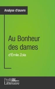 Caroline Drillon - Au bonheur des dames d'Emile Zola.