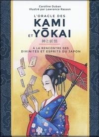 Caroline Duban - L'oracle des kami et yokai - A la rencontre des divinités et esprits du Japon.