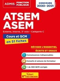 Mobi ebooks téléchargements ATSEM/ASEM externe, interne, 3e voie catégorie C  - Cours et QCM en 51 fiches 9782311208078 par Caroline Dubuis
