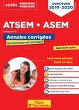 Caroline Dubuis et Pierre-Brice Lebrun - Concours ATSEM, ASEM - Annales corrigées.