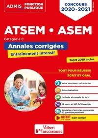 Caroline Dubuis - Concours ATSEM ASEM - Annales corrigées.