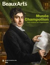 Caroline Dugand et Alain Faure - Musée Champollion - Aux origines de l'égyptologie.