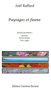 Caroline Durand - Paysages et faune - Recueils de poèmes.